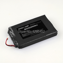 Yaesu FT-817 Car radio Li-ion battery pack 3300mAh WLB-817S for FT 817 station radio(China)