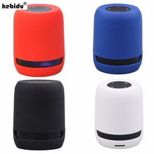kebidu Bluetooth Speaker Mini Wireless Bluetooth Speakers Music MP3 Player For IOS Android For iphone for xiaomi Mobile Phone(China)