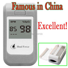 6pcs Christmas Gift! LCD  Fingertip Pulse Oximeter Oxygen Monitor Pulse Rate