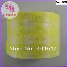 1X ROLL Super Size Nail art Lint Nail Wipes Tissue Remover Nail Tip Cleaner 15*11cm(China)