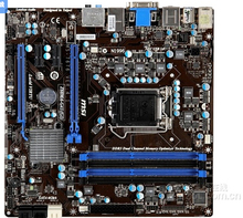 Free shipping 100% original motherboard for MSI Z68MA-G43(G3) LGA 1155 DDR3 RAM 32G  Motherboard  Desktop Boards