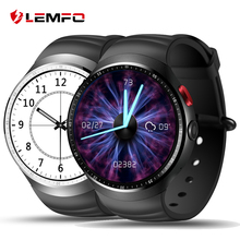 2017 Hot Lemfo LES1 Android 5.1 Smartwatch Phone 1GB + 16GB Wearable Devices Bluetooth Wifi Smart watch Wristwatch