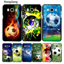 HongJiang football brazil germany sweden cover phone case for Samsung Galaxy J1 J2 J3 J5 J7 MINI ACE 2016 2015(China)