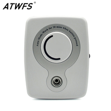 ATWFS Hot Sale! Air Purifier Home Portable Oxygen Concentrator Ozone Generator Air Ionizer Cleaning Air Ozonizer