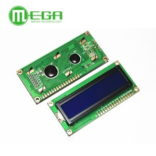 LCD 1602 Character LCD Display Module Controller blue blacklight IN STOCK game module(China)