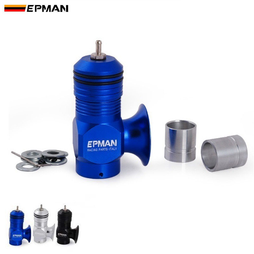 Type-H Rfl Universal Anodized Aluminum 25PSI Turbo Blow Off Valve Jdm For Ford Jeep SAAB TK-BOV1002