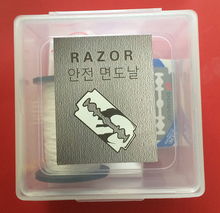 Free shipping Razors by Will Stelfox -Magic tricks,gimmick+online teaching,original props