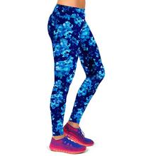 Women Leggings Spring Autumn Apparel Soft Graffiti Printed Sports Pants High Waist Slim Sports Leggings Fitness Pants Decc13