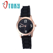 Watch OTOKY Quartz Watch Willby Fashion Candy Color Small Round Jelly Watch Women Wrist Watches 161221 Drop Shipping