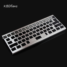 Mechanical keyboard stainless steel case 60% gh60 bface60 xd64 xd60