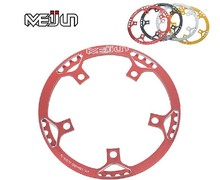 MEIJUN 45T 47T single tooth Crankset tooth slice gear folding bikes 417 modify(China)