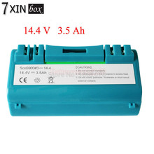 Replacement Battery 14.4v for iRobot Scooba 330 340 34001 350 380 5800 5900 6000 vacuum cleaner APS 14904 SP385-BAT SP5832 34001