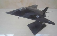 1:72 Diecast Airplane Model F117 Night Hawk Free Shipping