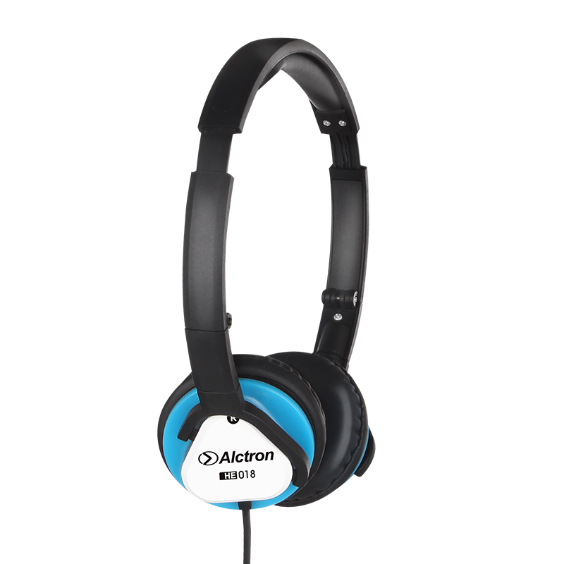 Alctron HE018 professional on ear headphone used to monitoring, listening to music and watching TV<br>