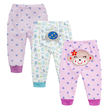 Baby Boys Girls Pants Kids Clothing Cotton Baby Long Trousers Leggings Baby Girl PP Pants Baby Boys Girls Clothing Pants for Boy(China)