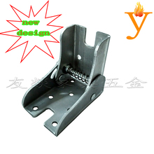 furniture hinge 90 degree folding mechanism for sofa bed D34-1(China)