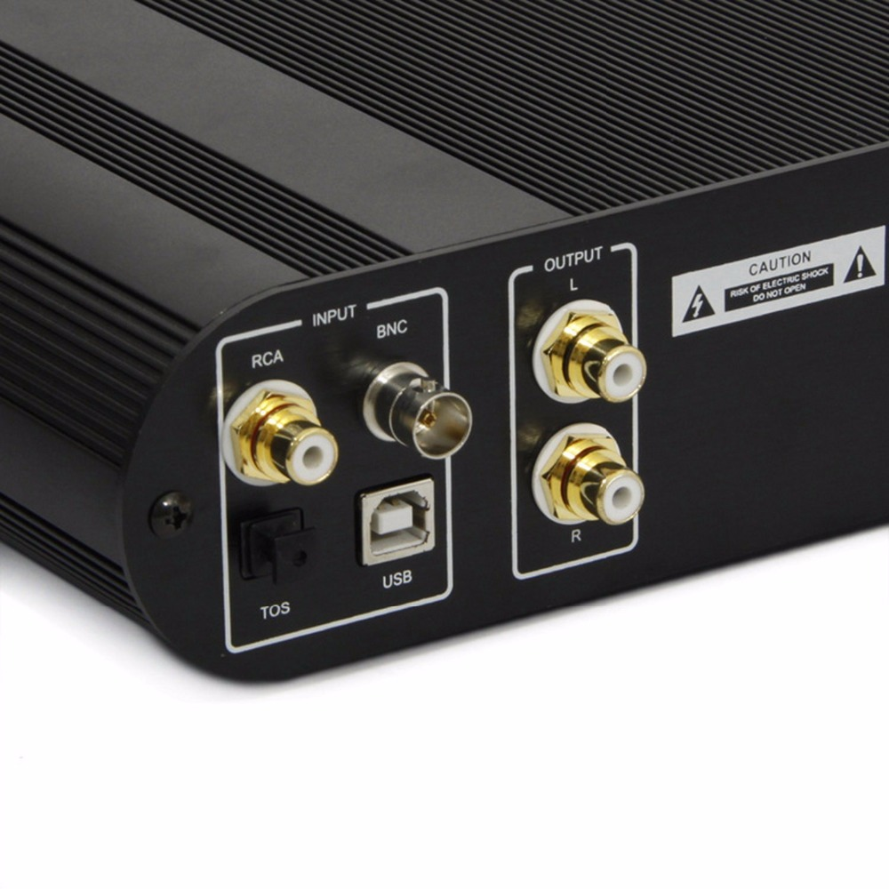 Little Dot DAC_II DAC-2 DACII DAC+Headphone Amplifier Decoder WM8740+WM8805 Multifunction Power Amp