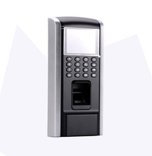 Fingerprint Access Control Device TCP IP Employee Time Attendance with Access Control F8 Keypad RFID Biometric Access