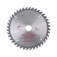 WALFRONT 1pcs Cemented Carbide Circular Saw Blade Rotary Tool Wood Cutting Discs Metal Cutter Power Set Saw Cutting Wheel Tools(China)