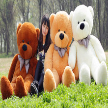Free shipping Plush Toys 60CM Teddy Bear large doll The wedding gift stuffed toys