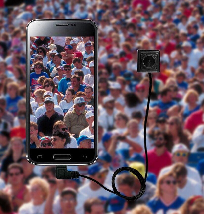 1920*1080 mini Android OTG device body worn digital camera<br>