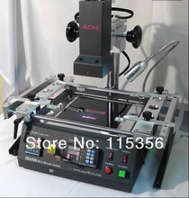free shipping ACHI IR 6500 1500W BGA INFRARED REWORK STATION For XBOX 360 PS3 chips soldering reballing station(China)