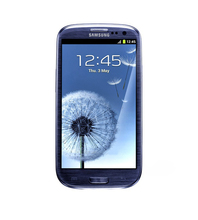 Smartphone  Samsung S3 i9300 Quad Core 8MP Camera  4.8'' GPS Wifi 3G WCDMA Unlocked mobile phone