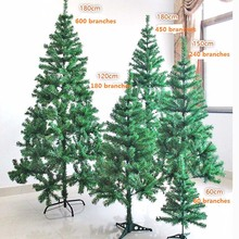 1.5m PVC Artificial Christmas Tree Ornaments Tree Christmas Artificial tree for Christmas Encryption Ornaments