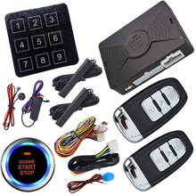 passwords keyless entry emergency unlock car door keyless entry car alarm security system with push start stop engine button