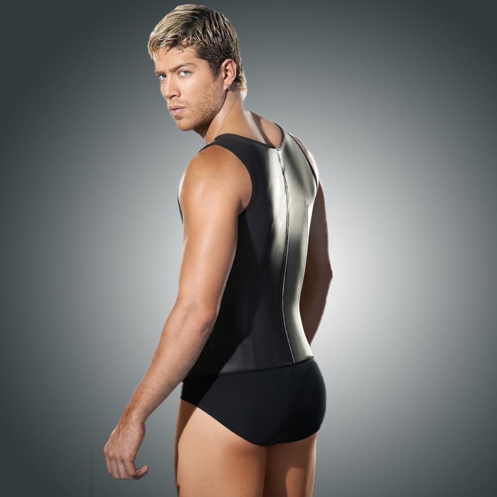 Tightening Steel Bone Latex Waist Trainer Hot Fat Burning And Control Slimming Fit Vest Body Shaper 3 Hooks Underwear Corset (6)