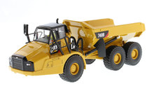 DM-85501 1:50 Cat 740B Articulated Hauler/Dump Truck with Tipper Body toy(China)