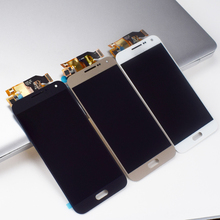 3 Color Samsung Galaxy E5 E500 E500F E500H E500M Touch Screen Digitizer Sensor Glass Panel + LCD Display Monitor Assembly