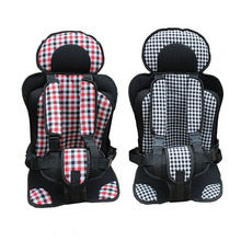 Free Shipping Easy Clean Portable Baby Car Seat Baby Chair Safe Child Car Seats Infant Car Covers, cadeirinha para carro(China)