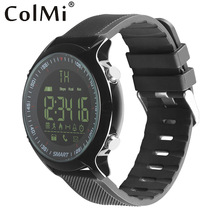 ColMi Smart Watch Waterproof IP68 5ATM Passometer Message Reminder Ultra-long Standby Xwatch Outdoor Swimming Sport Smartwatch(China)