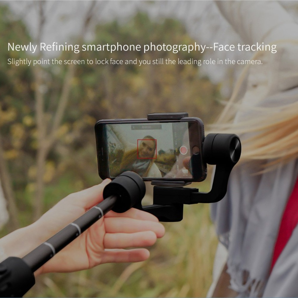 FeiyuTech Vimble 2 3-Axis Gimbal Selfie Smartphone Handheld Extend Stabilizer for iPhone series / Huawei P9 / Samsung S7 fz