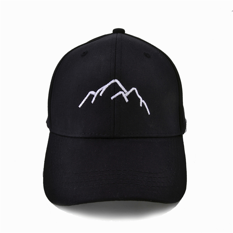 7cca1e25faf Detail Feedback Questions about Mountain range embroidery Baseball ...