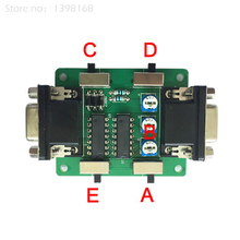 SCANLINE GENERATOR + 4PCS L Type feet and screw/ mame - arcade game - EMULATOR FOR ALL RETRO GAMES AND GAMERS(China)