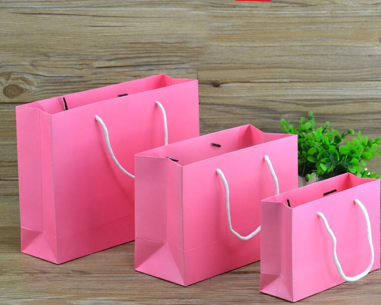 Popular Paper Shopping Bags Wholesale-Buy Cheap Paper Shopping ...