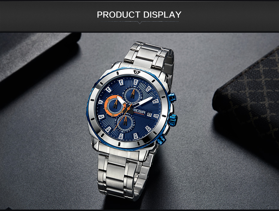 men watch (10Business Wrist Watches Men