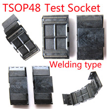 TSOP48 IC TEST socket, Test Fixtrues/Jigs IC Adapter, NAND Flash Sorting/ Burning/ Burning-in Socket, Chip TEST Socket