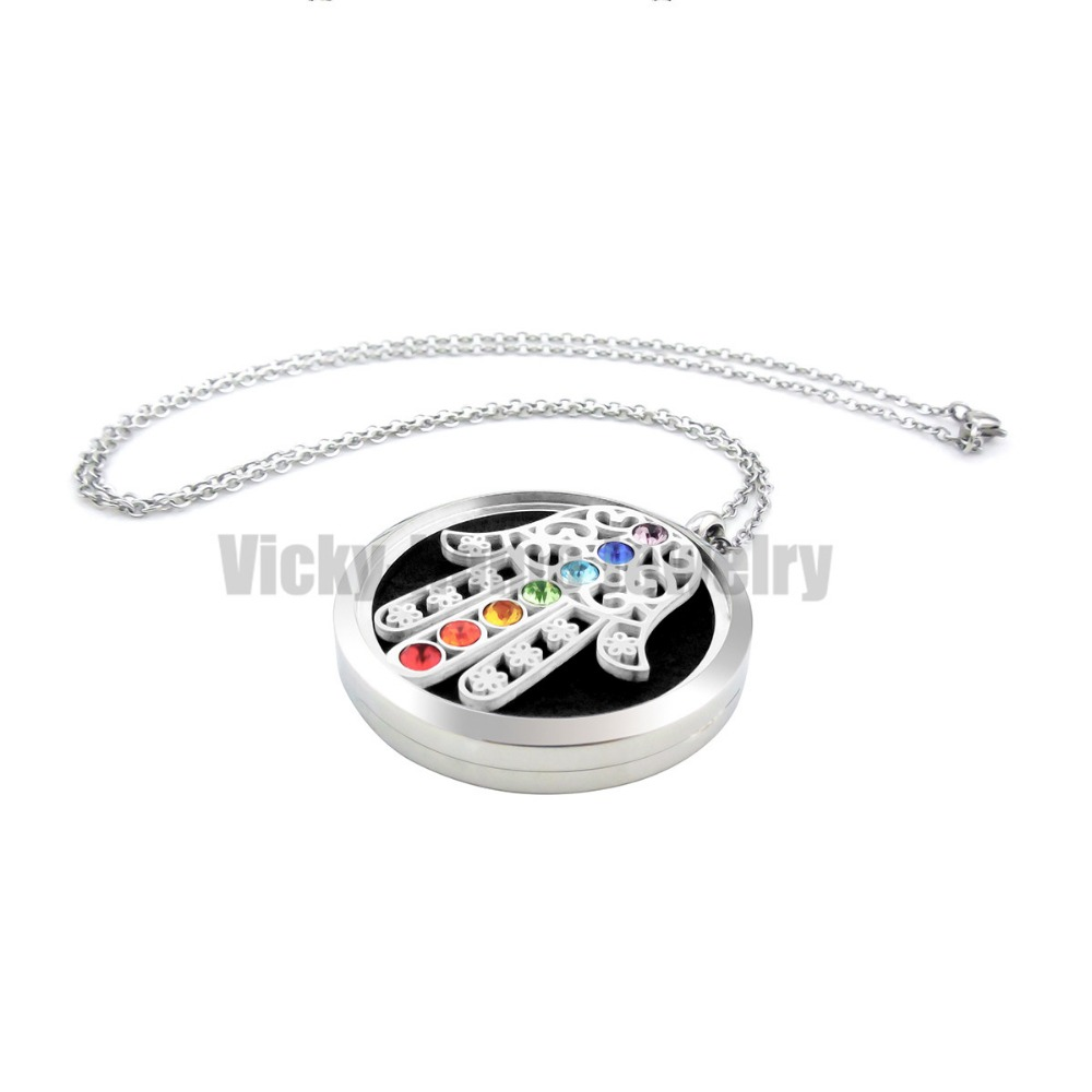 ZP-PS013-3 Diffuser Locket