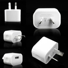 (10 pieces/lot)5V 2A Australia New Zealand Plug USB AC Power Travel  wall home charger For iPhone 4/4S/5/5S/5C/6/6S/6 Plus