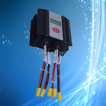 Waterproof 600W 24V Wind Solar Hybrid Charge Controller, with Automatical Brake Protection Function, 3 Years Warranty!