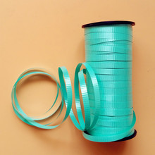 100 yard Tiffany blue wedding celebration Ribbon floating air balloon hydrogen helium balloon rope tying Gift box