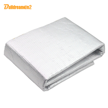 "Buildreamen2 24"" x40"" 60cm x100cm Noise Control Auto Engine Door Roof Trunk Heat Sound Insulation Deadener Cotton Mat Material(China)"