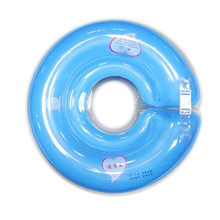 Vvcare Inflatable Infant Swimming Neck Ring Safe Float Ring Baby Swim Bath Supplies Tool(China)