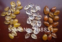 "10 Pieces Natural ""Gold Hair"" RUTILE QUARTZ CRYSTAL PENDANTS Wholesales Price,Free Shipping"