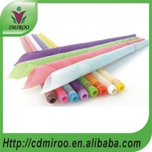 50 pairs Eight kinds of color and efficacy 100% beeswax ear candle(China)