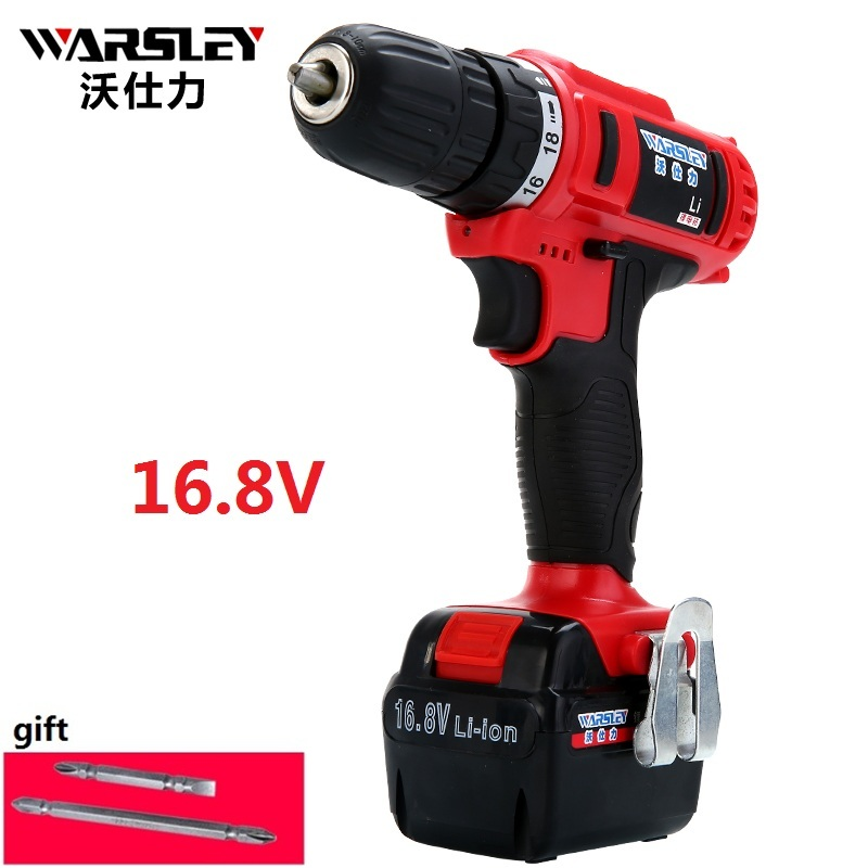 16.8v Batteries Screwdriver Electric Cordless Drill power tools Like  Speed Dremel perceuse sans fil Electric Tools Mini Drill <br>