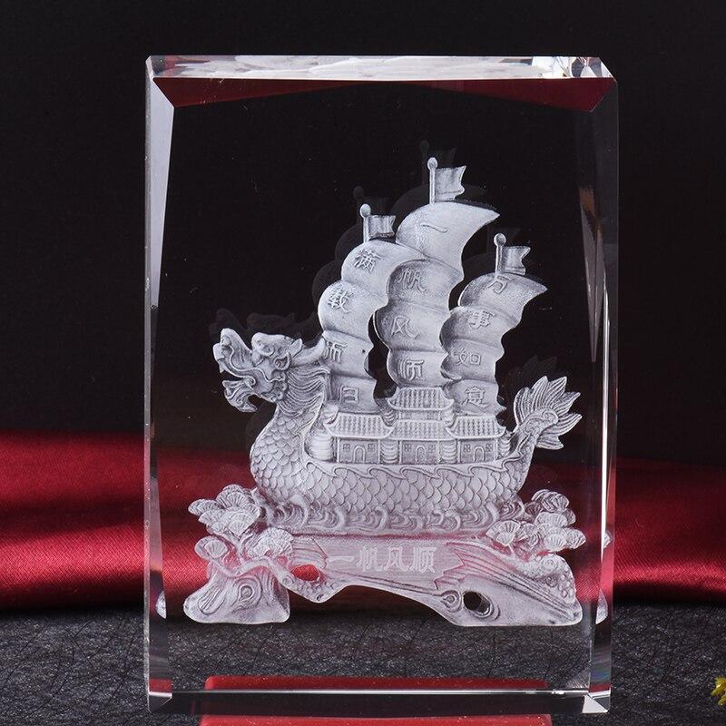 Подарок корабль с гравировкой 40
